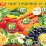 Aksioni në supermarketin SARS: VIZITONI PAZARIN TONË KËTË FUNDJAVË