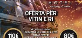 """Hoteli """"Continental"""": PRITJA SOLEMNE E VITIT TË RI, FILLUAN REZERVIMET"""