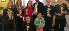 Federata e Taekwondo-së së MZ shpall garuesit më të suksesshëm: NËNTË ÇMIME PËR ULQINAKËT