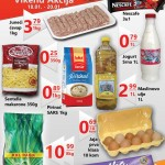 Vikend aksioni në Supermarketin SARS: EKSTRA OFERTË, EKSTRA ÇMIME, LIRIME PËR PENSIONISTËT