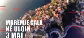 Netët e klipit shqiptar: MBRËMJE GALA NË ULQIN ME 3 MAJ