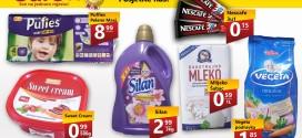 Supermarketi SARS: TË MARTËN DHE TË MËRKURËN SUPERAKSIONI
