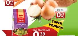 Supermarketi SARS: AKSIONI I MADH PESË DITORË