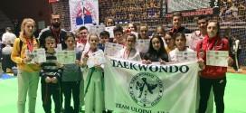 Taekwondo: ULQINAKËT KTHEHEN ME 14 MEDALJE NGA SHABACI