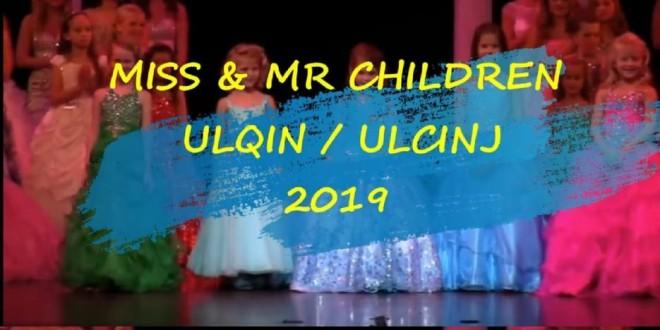Në Qendër për Kulturë: MISS & MR CHILDREN 2019