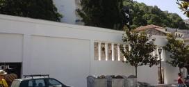 Qendra për Kulturë: PAMJE E RE E ISH KINO SALLËS