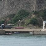 Vinçi elektrik për ngritjen dhe uljen e barkave në Kaceme: TENDERËT E GJATË, PRITET TË FILLOJË PUNË