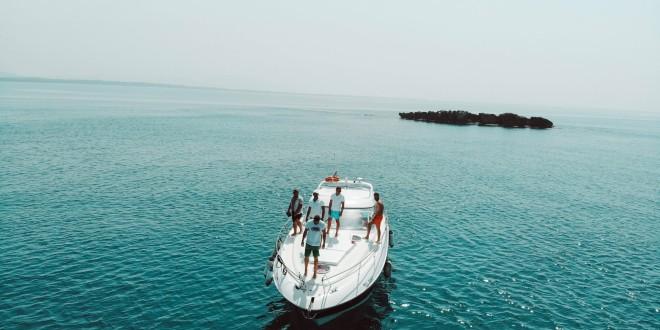 Udhëtim detar i Ulqinakëve të rinj: PËR PESË DITË KALUAN MBI 500 MILJE