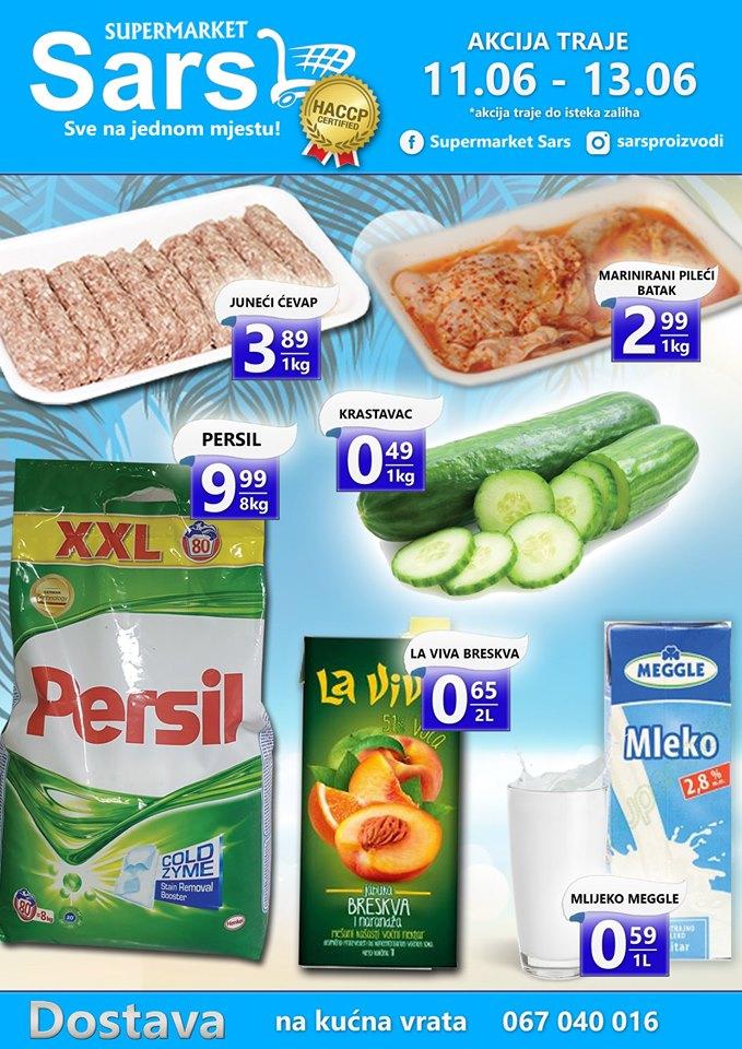Supermarket SARS