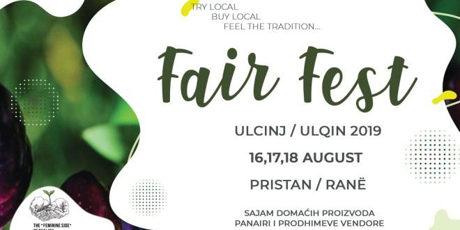 "Komuna: SONTE FILLON ""FAIR FEST – ULQIN 2019"""
