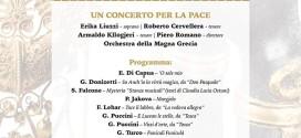"""Të mërkurën në Qendër për Kulturë: """"KONCERTI PËR PAQEN"""" I ORKESTRËS NGA ITALIA"""