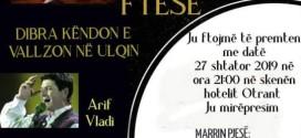 Të premten: DIBRA KËNDON DHE VALLËZON NË ULQIN