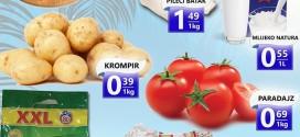Supermarketi SARS: AKSIONI PËR FUNDJAVË, PREJ MË 13 – 15 SHTATOR