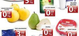 Supermarketi SARS: SUPER ARTIKUJT ME ÇMIMET MË TË VOLITSHME