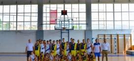 Basketboll: MBAHET TURNEU PËR KATEGORI TË REJA