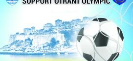 """Aksioni për K.F. """"Otrant Olimpik"""": TË DIELËN NË RANË JEPEN DONACIONET"""