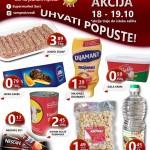 Supermarketi SARS: SUPER OFERTË TË PREMTEN DHE TË SHTUNËN