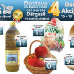 Supermarketi SARS: 4 DITË SUPER AKSION