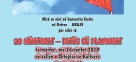 LD në MZ: Mirë se vini në Krajë, në festimin e 28 Nëntorit – Ditës së Flamurit