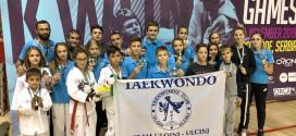 Taekwondo: ULQINAKËT KTHEHEN ME TRE TROFE NGA BEOGRADI
