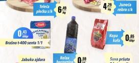 Supermarketi SARS: BLIC AKSIONI DERI TË ENJTEN