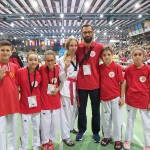 Taekwondo: SARA KRAJA KAMPIONE E EVROPËS