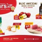 Supermarketi SARS: AKSIONI DYDITORË
