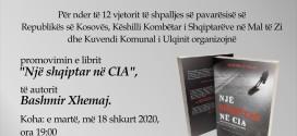 """KKSH: Përurimi i librit """"Një shqiptar në CIA"""""""
