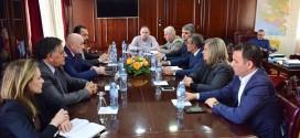 Komuna: Në Ulqin qëndroi për vizitë pune Ministri Nurkoviq