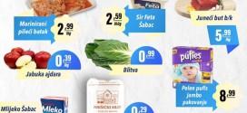 Supermarketi SARS: DERI TË HËNËN AKSIONI I FUNDJAVËS