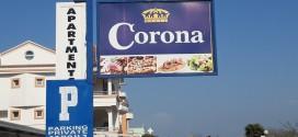 """Tash 20 vite: """"CORONA"""" NË ULQIN"""