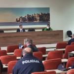 Masat e reja të Ekipit të Komunës së Ulqinit: THEMELOHET QENDRA LOGJISTIKE