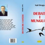 """""""Debati i munguar"""", libri më i ri i studiuesit dhe publicistit Nail Draga"""
