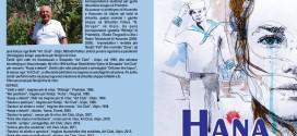 "ART CLUB: ""Hana"", romani i ri i shkrimtarit Asllan Bisha"