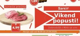 Supermarket SARS: ZBRITJET E FUNDJAVËS DERI MË 21 SHTATOR