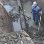 """NP """"Ujësjellës dhe Kanalizimi"""": PA UJË RRUGA MEHMET GJYLIT"""