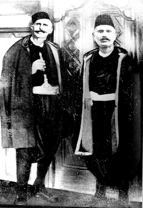 Dy vëllezër kapidana:Jakup dhe Rashid Nimanbegu