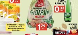 Supermarketi SARS: ÇMIME TË SHKËLQYERA DERI TË SHTUNËN