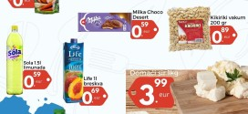 Supermarketi SARS: OFERTA E FUNDJAVËS ME ZBRITJE TË MËDHA