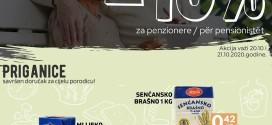 Supermarketi SARS: ZBRITJE 10 PËR QIND PËR PENSIONISTËT