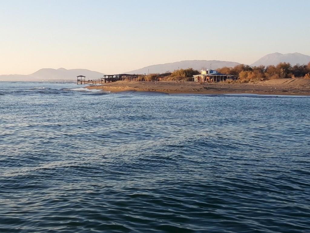 Pjesa lindore e Plazhit të Madh