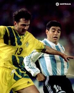 Duraku, Maradona, Durakovic