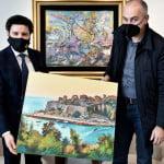Abazoviq priti Gjekën: Dora e zgjatur për partitë e pakicave
