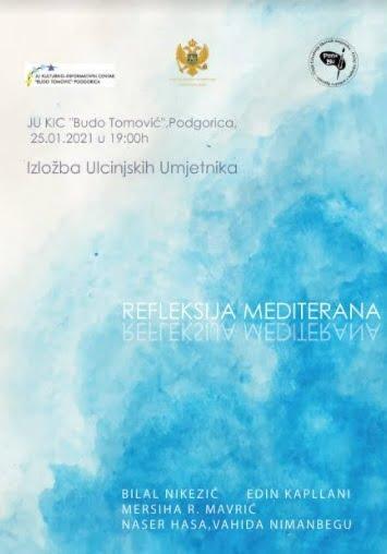 Të hënën në Podgoricë: EKSPOZITË E ARTISTËVE NGA ULQINI
