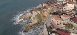 TV Ul info, Shembja e dheut në Kala: XHIRIMI ME DRON