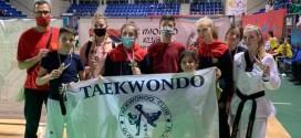 Taekwondo: ULQINI KTHEHET ME TETË MEDALJE NGA ZRENJANINI