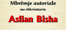 Kalimera Poetike: Mbrëmje autoriale me Asllan Bishën