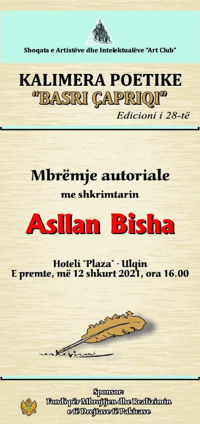 Ftese - Mbremje autoriale me Asllan Bishen 1