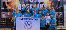TAEKWONDO TEAM ULQIN: FITUAN 17 MEDALJE NË TURNEUN E NISHIT