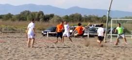 Pro Beach Soccer: GAZETARËT NGA I GJITHË BALLKANI MBLIDHEN NË ULQIN